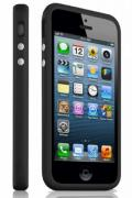 Бампер Apple MC597ZM/A для IPhone 5 / 5S Black