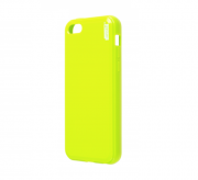 Чехол-накладка Artske для iPhone 5C Jelly case Салатовый