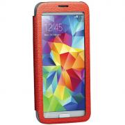 Promate Lucent-S5 чехол для Samsung Galaxy S5, Red