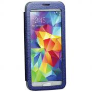 Promate Lucent-S5 чехол для Samsung Galaxy S5, Dark Blue