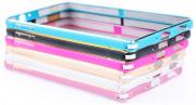 Бампер Creative для Samsung Galaxy A7 A700 Silver