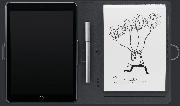 Электронное перо WACOM Bamboo Spark с креплением для iPad Air 2...