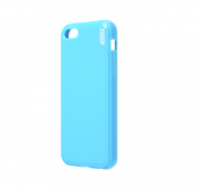 Чехол-накладка Artske для iPhone 5C Jelly case Голубой
