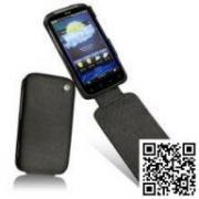 Кожаный чехол Noreve для HTC Sensation Black