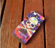Чехол-накладка для iPhone 6 Mastermind Japan Skull Multicolor Case