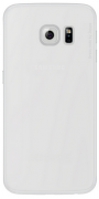 Чехол Deppa для Samsung Galaxy S6 Edge G925F Transparent