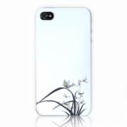 Чехол iHave Панель iPhone 4 пластиковая с тростником BI0317