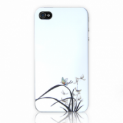 Чехол iHave Панель iPhone 4 пластиковая BI0309