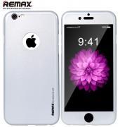 Всесторонняя защита Remax для iPhone 6 plus (серебряный)