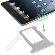 Сим слот для iPad mini (серебро)