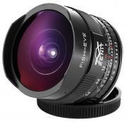 Объектив Зенит МС Зенитар Н 16/2.8 байонет Nikon новый дизайн