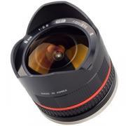 Объектив Samyang Samsung NX MF 8 mm F/2.8 UMC Fish-eye II Black