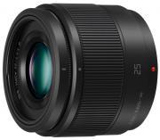 Объектив Panasonic Lumix G 25mm f/1.7 ASPH (H-H025ME-K), черный