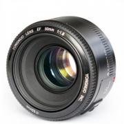 Объектив YongNuo Canon AF 50 mm F/1.8