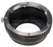 Переходное кольцо Falcon Eyes Falcon Eyes, Canon EF на Micro 4/3