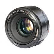 Объектив YongNuo Nikon F AF 50 mm F/1.8