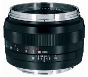 Объектив Zeiss Planar T* 1.4/50 ZE для Canon (50mm f/1.4)
