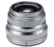 Объектив Fujifilm XF 35mm f/2 R WR серебряный