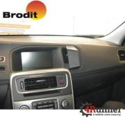 Кронштейн Brodit для автодержателей (угловой, верхний) для Volvo S60...