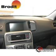Кронштейн Brodit для автодержателей (угловой, верхний) для Volvo V60...