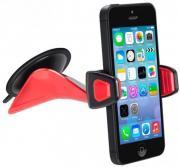 Универсальный автомобильный держатель Deppa Crab Slim для смартфонов...