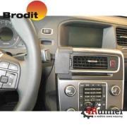 Кронштейн Brodit для автодержателей (центральный) для volvo V60...