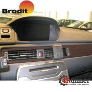 Кронштейн Brodit для автодержателей (угловой) для Volvo XC70...