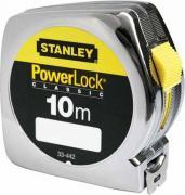 "Рулетка Stanley ""PowerLock"", 10 м х 25 мм"