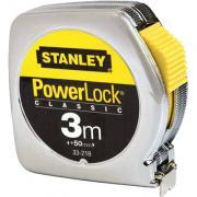 Рулетка 3 м Powerlock Stanley 0-33-218