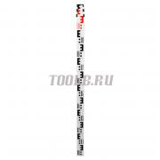 Модификация: Базовая. Рейка нивелирная RGK TS-3