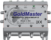 GoldMaster MS3/8EUP-3