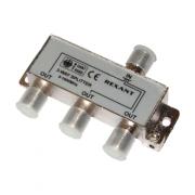 Rexant ДЕЛИТЕЛЬ ТВ х 3 под F разъём 5-1000 МГц REXANT