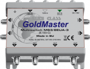 GoldMaster MS3/8EUA-3