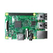 Raspberry Pi 3 model B, 1Gb, WiFi, Bluetooth (миникомпьютер /...