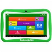 Планшетный компьютер для детей TurboKids S4 Green
