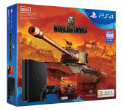 Sony PlayStatyion 4 Slim 500 Gb World of Tanks