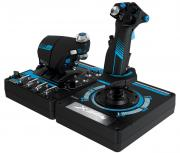 Saitek X56 Rhino H.O.T.A.S. Pro Flight System джойстик для PC...