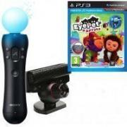 "Набор Move Starter Pack (Камера PS Eye + Контроллер) + игра ""EyePet и..."