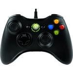 Геймпад Microsoft XBox 360 Controller, black (52A-00005)