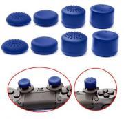 Силиконовые накладки для стиков джойстика PS3/PS4 Blue