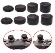 Силиконовые накладки для стиков джойстика PS3/PS4 Black