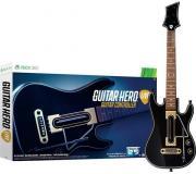 Беспроводной контроллер-гитара для игры Guitar Hero Live (XBOX 360)