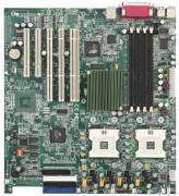 Материнская плата SuperMicro Intel Server board S603, 3x 64-bit, 2x...