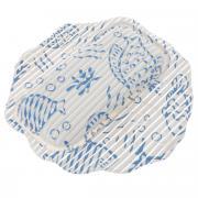 """Подушка для ванны Fresh Code """"Flexy"""", на присосках, цвет: белый,..."""