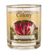 Wax Lyrical Цветущая жимолость ароматизированная свеча в стекле малая,...