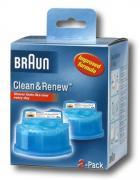Картридж чистящий Braun CCR 2 (Картридж)