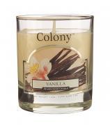 Wax Lyrical Ваниль ароматизированная свеча в стекле малая, 35 часов