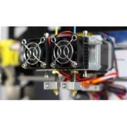 3D принтер Prusa i3 с двумя экструдерами
