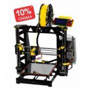 3D принтер Prusa i3 полностью из стали - максимальное качество печати