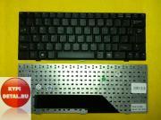 Клавиатура для ноутбука MSI U100 U90 U110 U120 чёрная, с русскими...